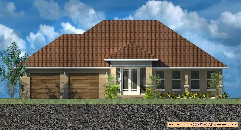 2d elevation rendering