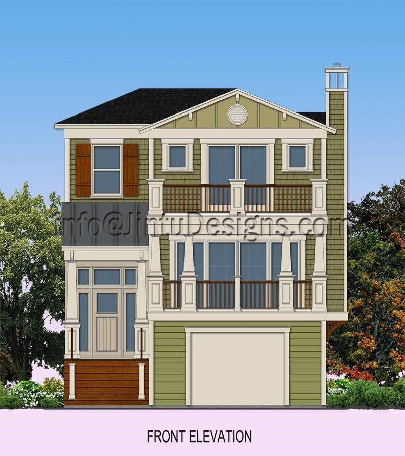 3d Front Elevation Jintu : New architectural renderings jintu designs