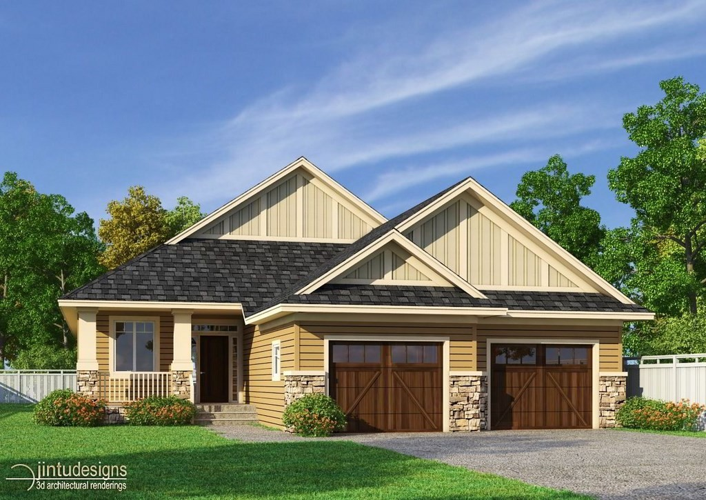Craftsman style House Design