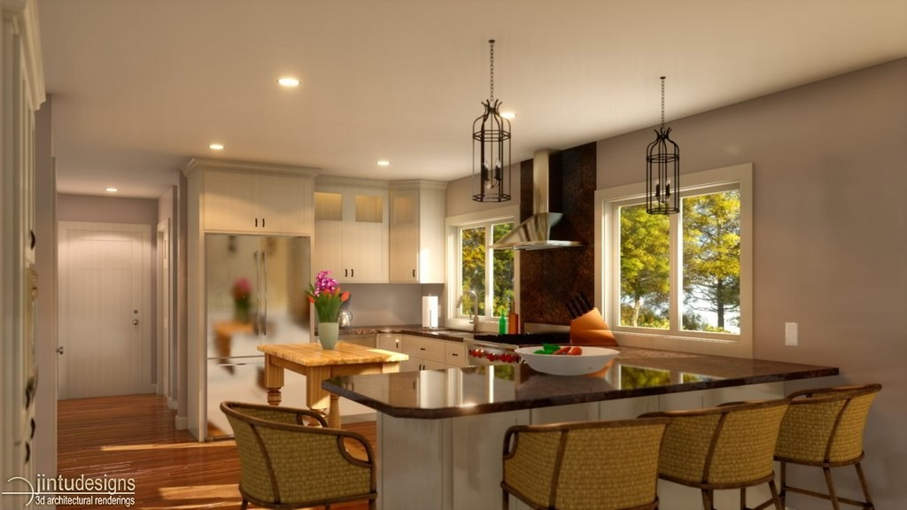 Color Residential Renderings Page 10