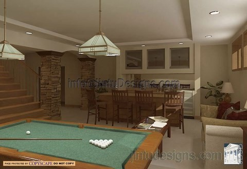 3d Interior Rendering Realistic Interior Renderings