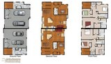 floor plan renderings