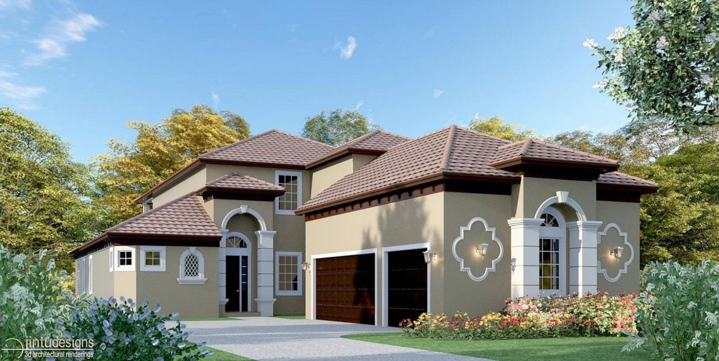 Exterior rendering chief architect for Exterior rendering